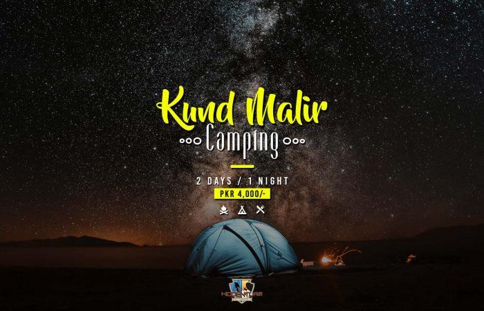 Kund Malir Beach Night Camping