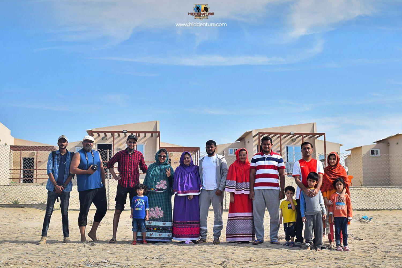 Haft Talar Resort Ormara