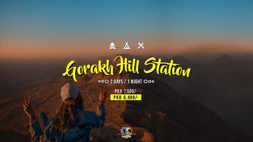 Gorakh Hill Station