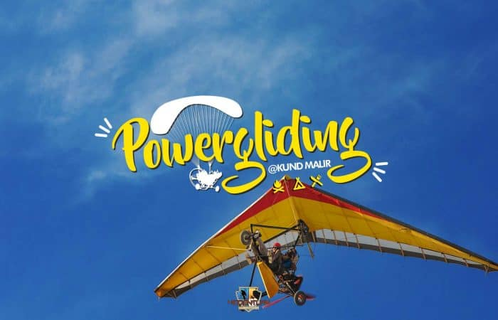 Powergliding & Trip of Hingol National Park - One Day Trip