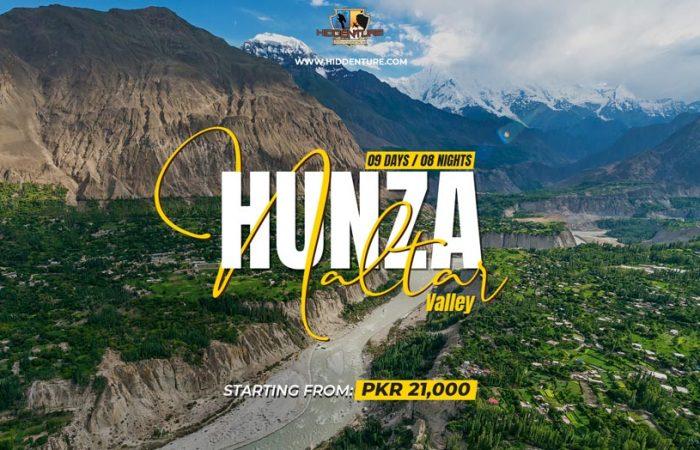 Hunza, Naltar & Khunjerab Pass